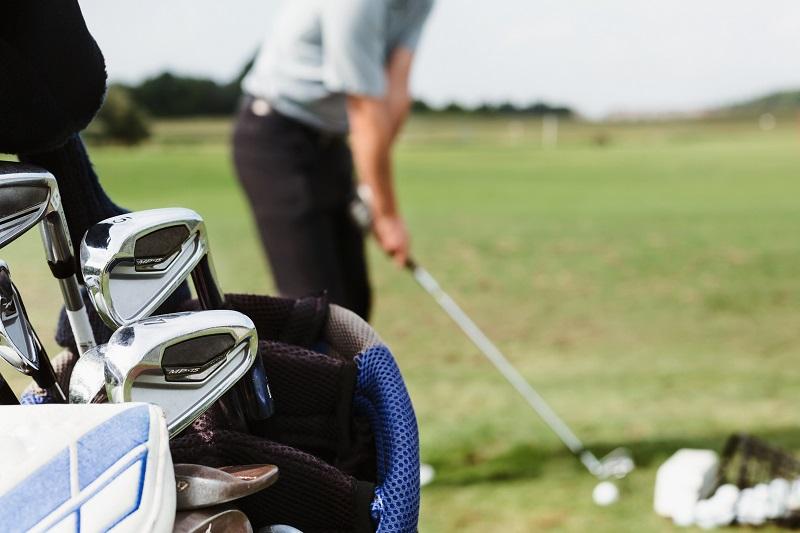Golf thérapeutique
