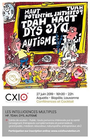 Fondation CXIO
