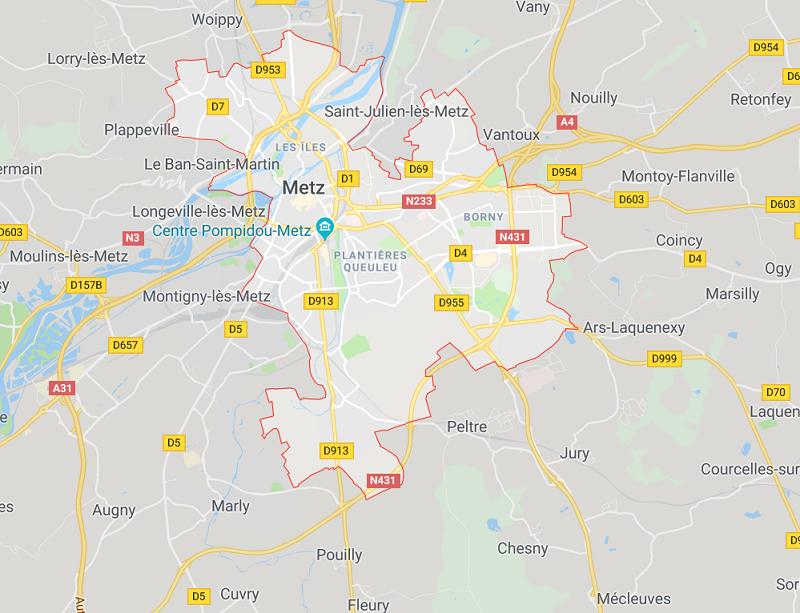 Un élève surdoué humilié près de Metz, en Lorraine