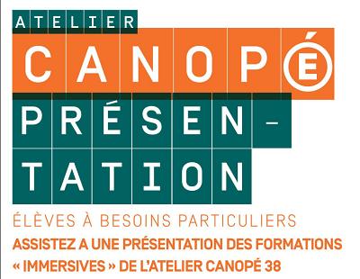 Atelier Canopé 38