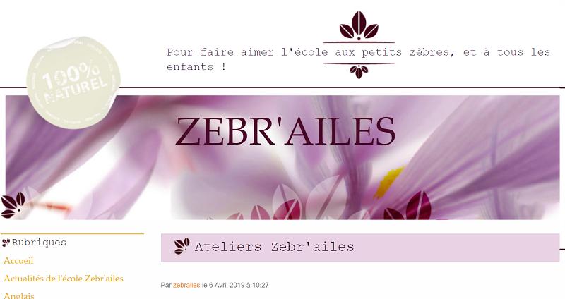 Zebr'Ailes