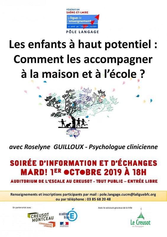 Roselyne Guilloux, Le Creusot
