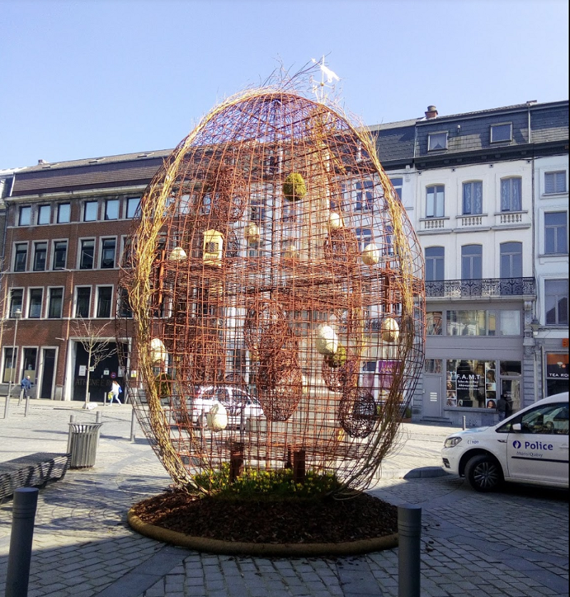 Salon Surdouessence en Belgique