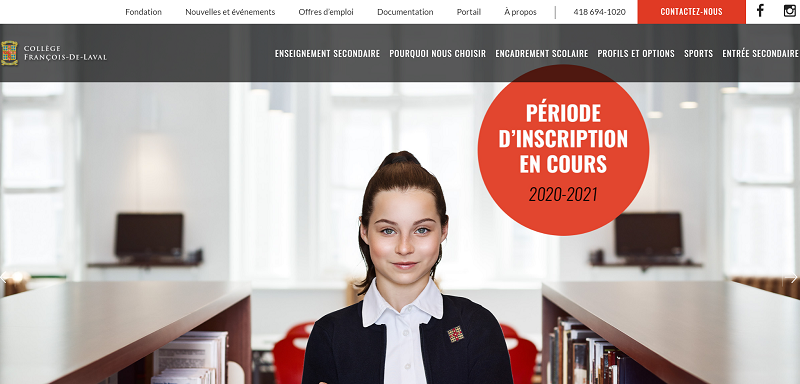 Programme pour élèves HPI au Québec