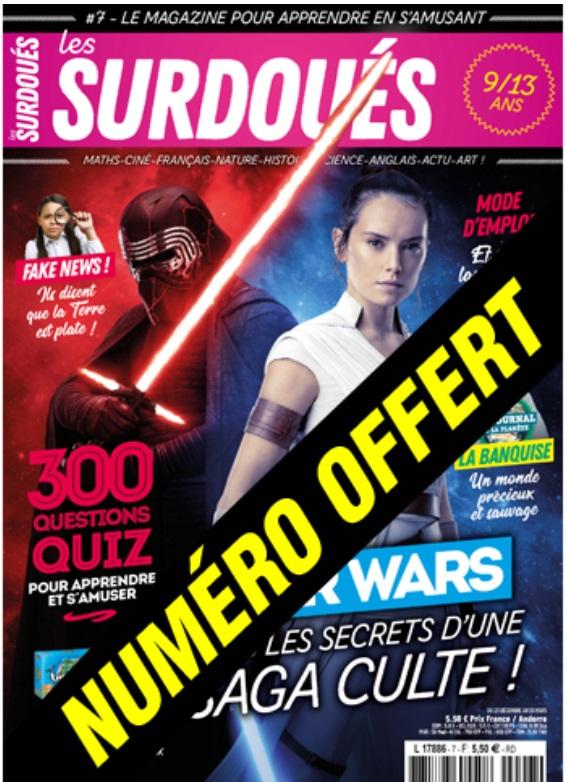 Magazine Les Surdoués