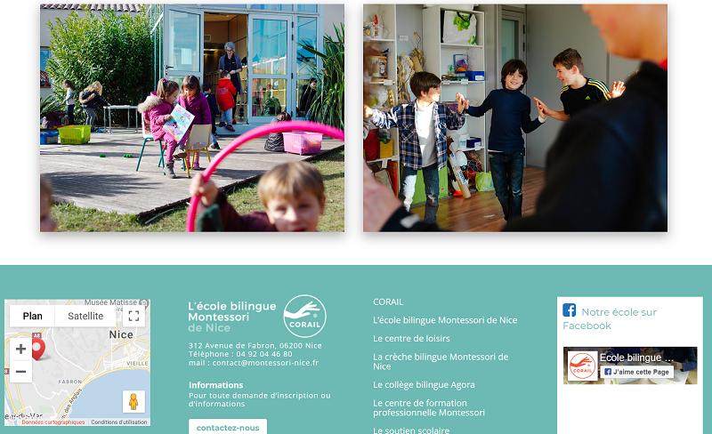 Ecole Montessori de Nice